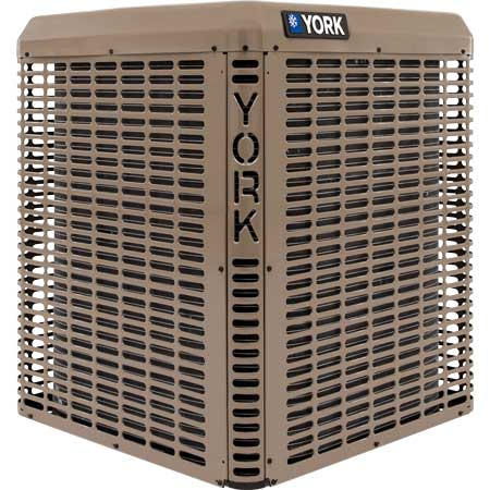 York compact cooling