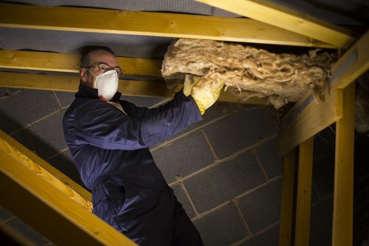 insulation installation bay area