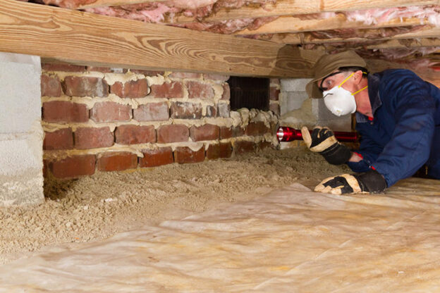 bay area crawl space cleaning