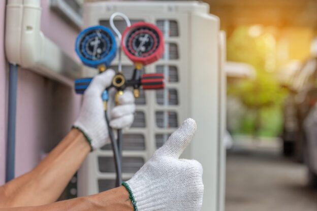 A/C Unit Summer Tune Up Element Home Solutions